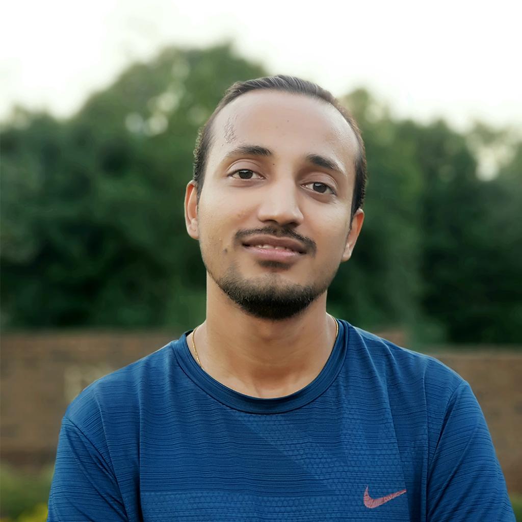 Headshot of Ashish Bastola