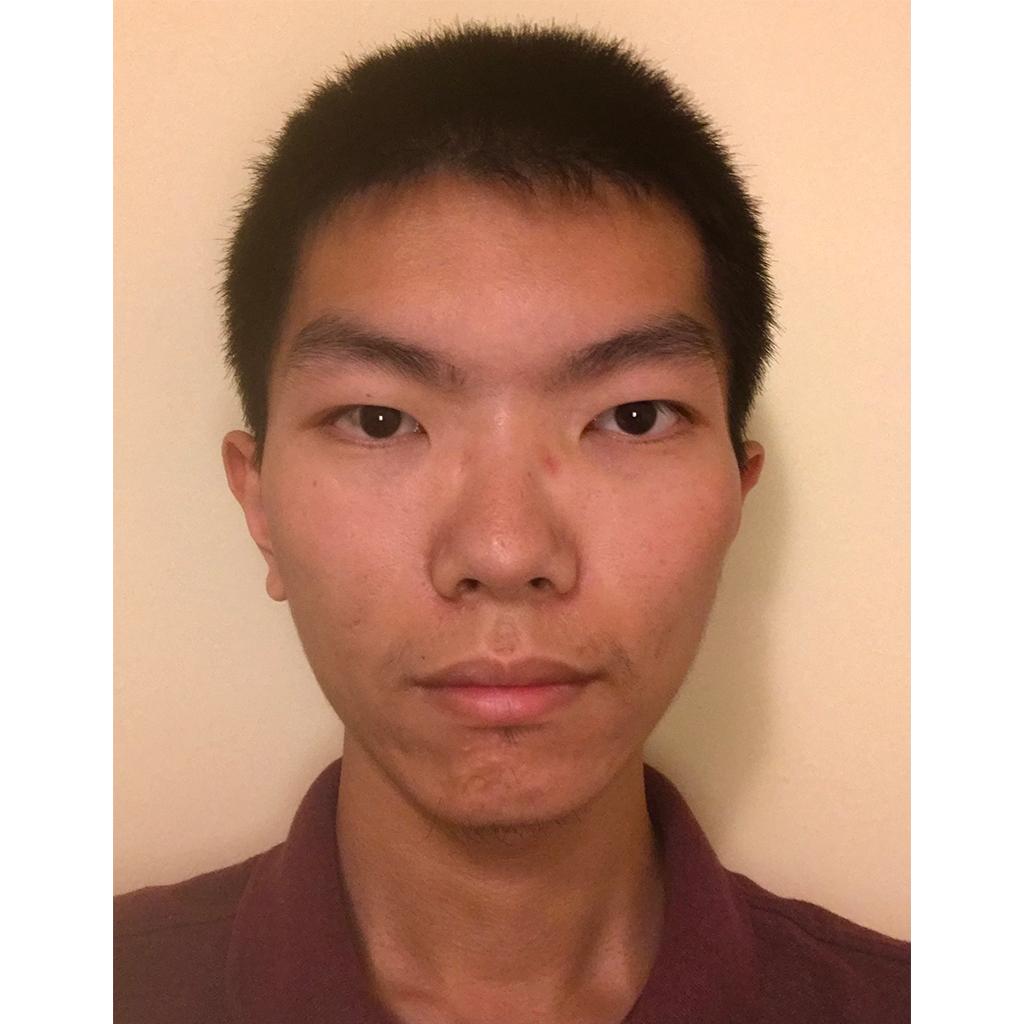 Headshot of Zhihong Lin