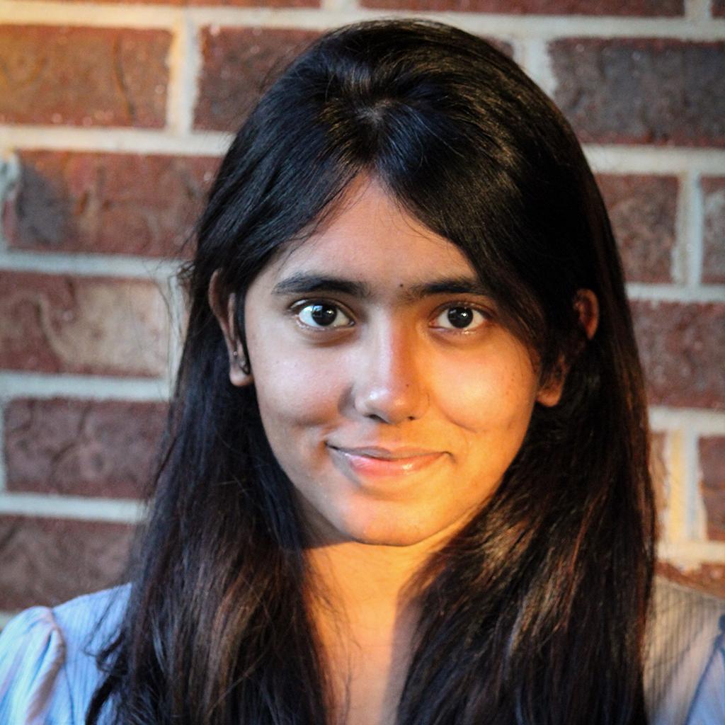 Headshot of Shriya Reddy Surusanni